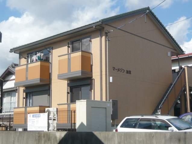 静岡県三島市の築8年 2階建の賃貸アパート