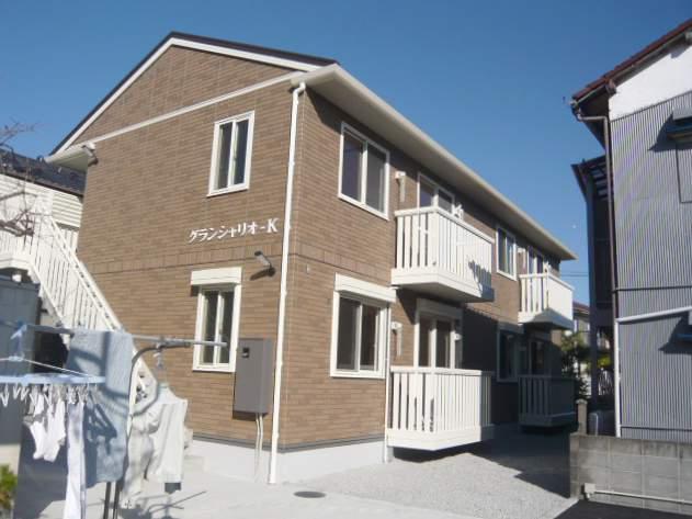 静岡県三島市、三島駅徒歩15分の築9年 2階建の賃貸アパート