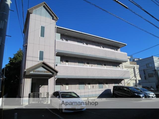 静岡県三島市、三島広小路駅徒歩15分の築21年 3階建の賃貸マンション