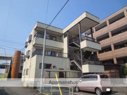 静岡県三島市、三島駅徒歩6分の築26年 3階建の賃貸マンション