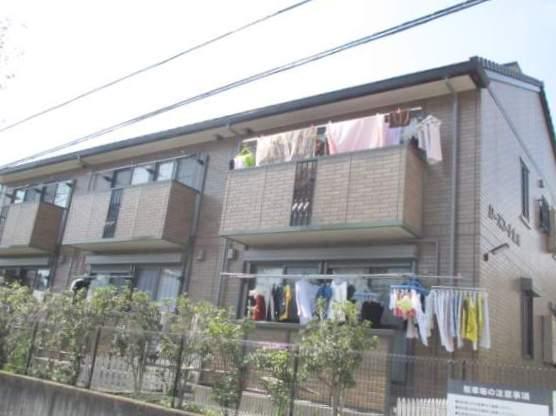 静岡県三島市、三島駅徒歩24分の築12年 2階建の賃貸アパート