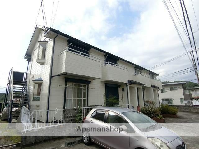 静岡県三島市の築27年 2階建の賃貸アパート