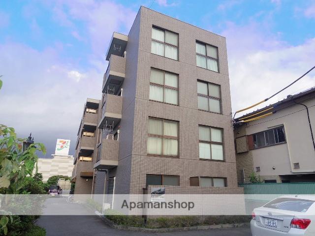 静岡県三島市、三島広小路駅徒歩14分の築19年 4階建の賃貸マンション