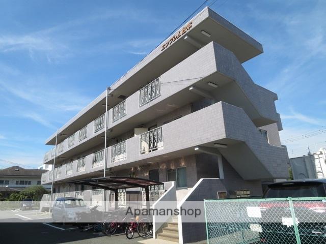 静岡県三島市の築21年 3階建の賃貸マンション