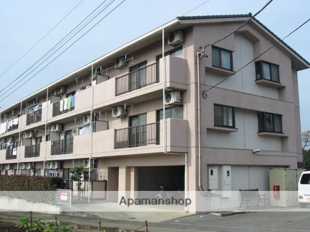 静岡県三島市の築22年 3階建の賃貸マンション