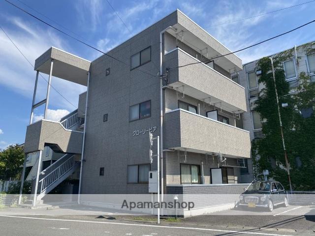 静岡県駿東郡清水町、三島広小路駅徒歩17分の築19年 3階建の賃貸マンション