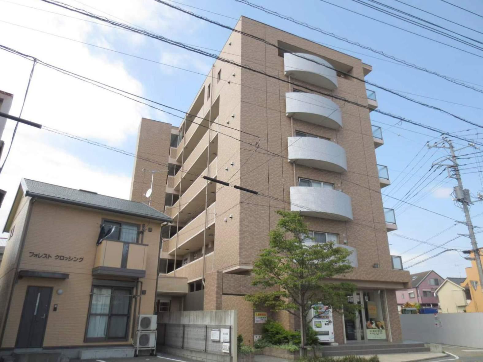 静岡県三島市、三島広小路駅徒歩11分の築6年 6階建の賃貸マンション