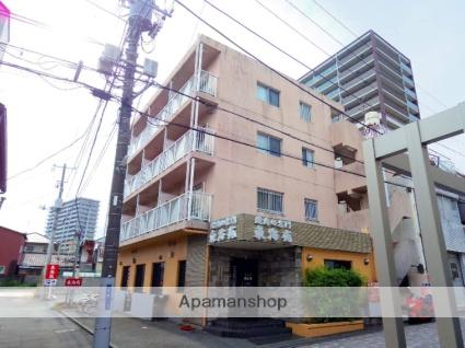 静岡県三島市、三島駅徒歩14分の築23年 4階建の賃貸マンション