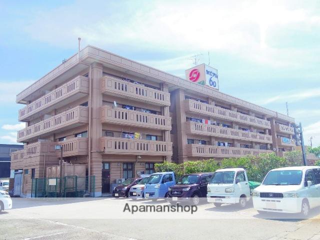 静岡県田方郡函南町、伊豆仁田駅徒歩13分の築27年 4階建の賃貸マンション