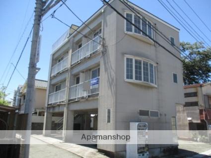 静岡県三島市、三島広小路駅徒歩9分の築23年 3階建の賃貸マンション