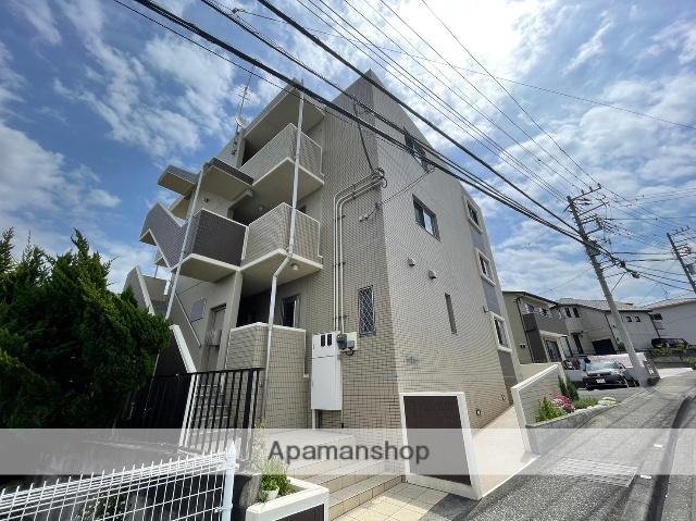 静岡県三島市、三島駅徒歩30分の築5年 3階建の賃貸マンション