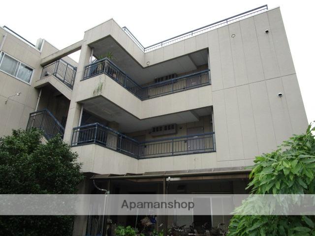 静岡県三島市、三島広小路駅徒歩14分の築28年 3階建の賃貸マンション