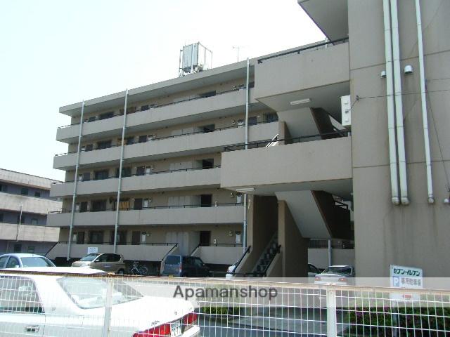 静岡県三島市、三島広小路駅徒歩13分の築22年 5階建の賃貸マンション