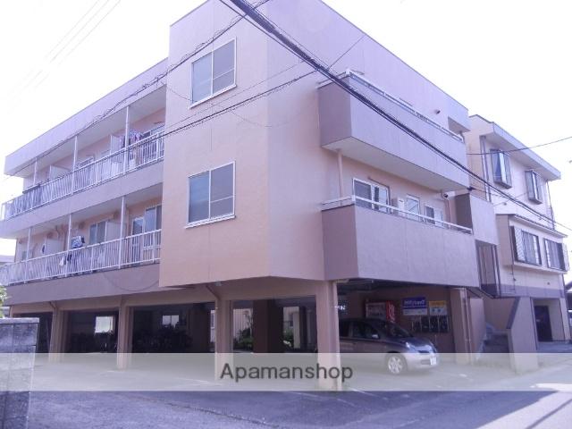 静岡県駿東郡清水町の築29年 3階建の賃貸アパート