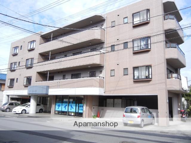静岡県三島市、三島駅徒歩15分の築22年 4階建の賃貸マンション