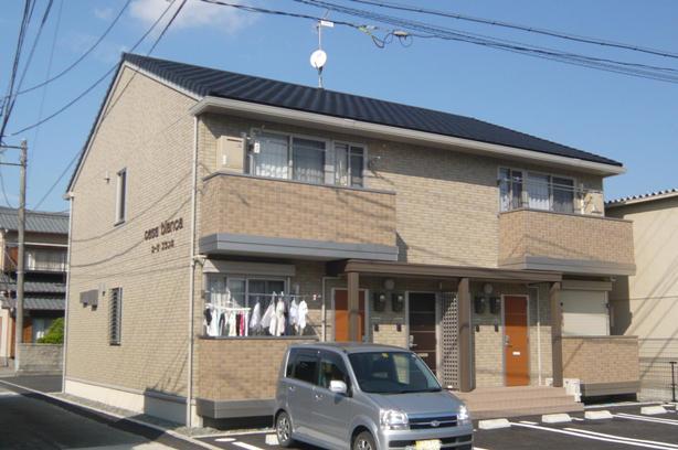 静岡県伊豆の国市、韮山駅徒歩18分の築7年 2階建の賃貸アパート