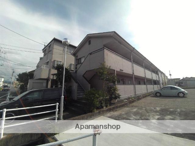 静岡県田方郡函南町、大場駅徒歩17分の築20年 2階建の賃貸アパート