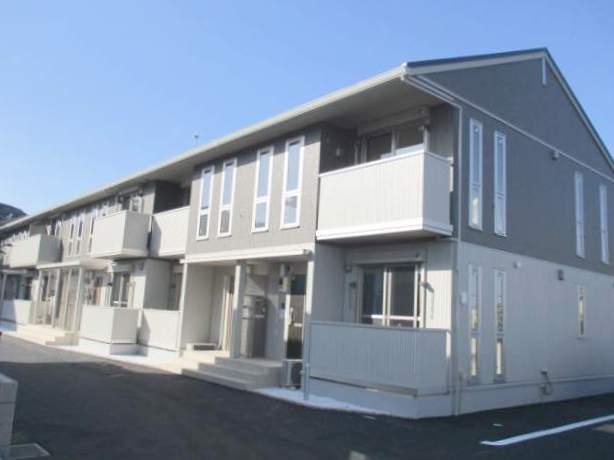 静岡県駿東郡清水町、三島広小路駅徒歩45分の新築 2階建の賃貸アパート