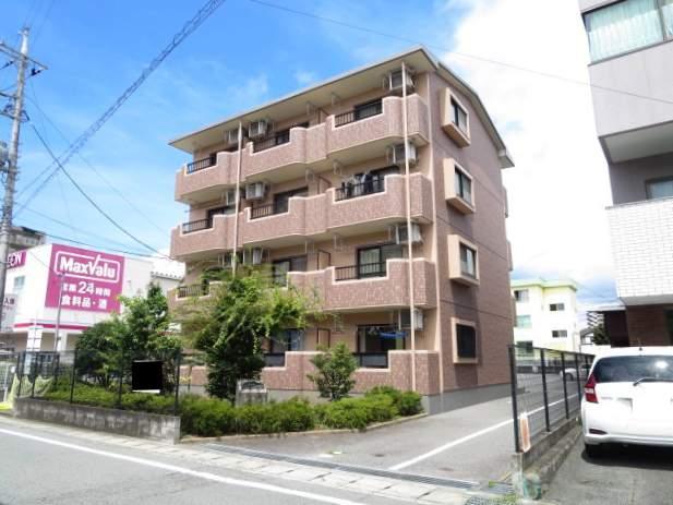 静岡県駿東郡清水町、三島広小路駅徒歩13分の築15年 4階建の賃貸マンション