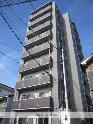 静岡県三島市、三島駅徒歩17分の築7年 9階建の賃貸マンション