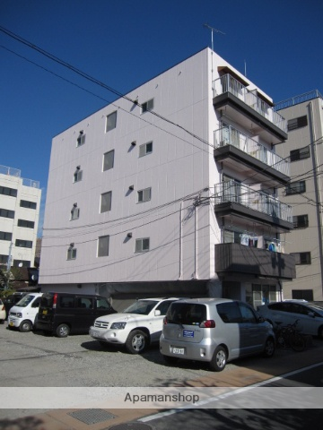 静岡県三島市、三島駅徒歩14分の築29年 5階建の賃貸マンション