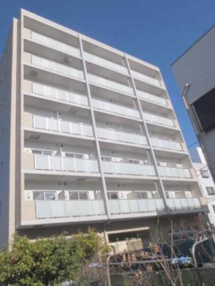 静岡県三島市、三島駅徒歩6分の築3年 7階建の賃貸マンション