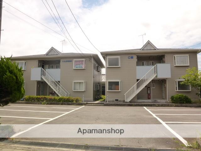 静岡県駿東郡清水町の築89年 2階建の賃貸アパート