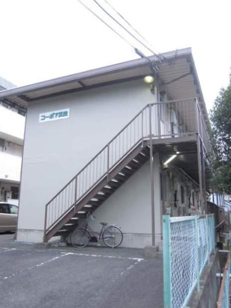 静岡県三島市、三島駅徒歩19分の築28年 2階建の賃貸アパート