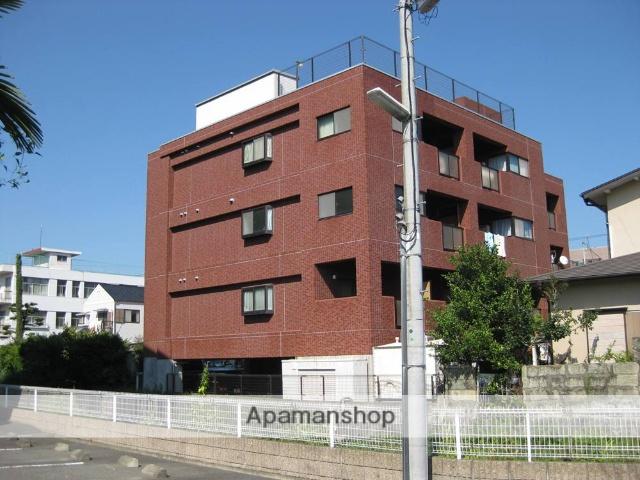 静岡県三島市、三島駅徒歩15分の築17年 4階建の賃貸マンション