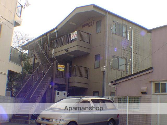 静岡県三島市、三島駅徒歩13分の築19年 3階建の賃貸マンション