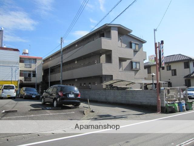静岡県三島市、三島駅徒歩10分の築16年 3階建の賃貸マンション