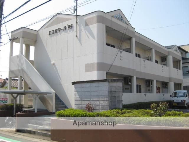 静岡県三島市、三島田町駅徒歩4分の築21年 2階建の賃貸マンション