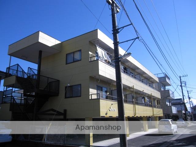 静岡県三島市、三島駅徒歩20分の築22年 3階建の賃貸マンション