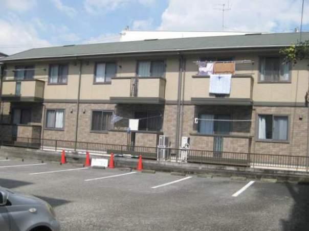 静岡県三島市、三島駅徒歩6分の築11年 2階建の賃貸アパート