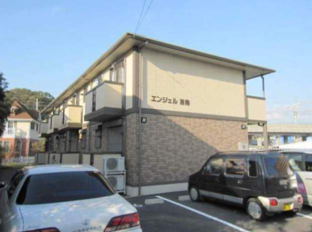 静岡県三島市、三島駅徒歩17分の築10年 2階建の賃貸アパート