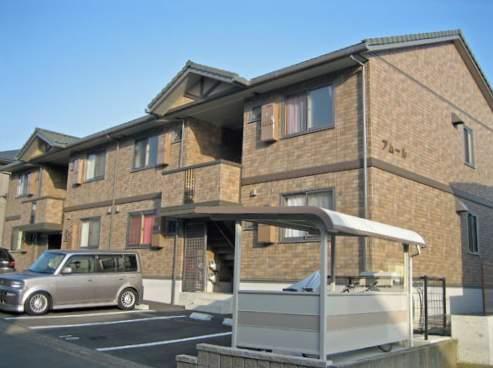 静岡県三島市の築12年 2階建の賃貸アパート