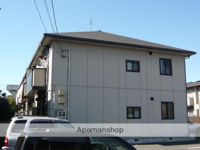 静岡県三島市、三島駅徒歩10分の築18年 2階建の賃貸アパート