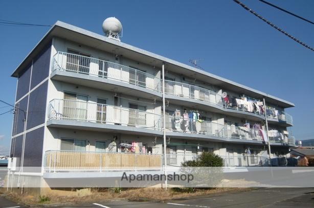 静岡県三島市、三島二日町駅徒歩13分の築30年 3階建の賃貸マンション