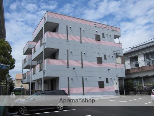 静岡県駿東郡清水町、三島広小路駅徒歩19分の築10年 3階建の賃貸マンション