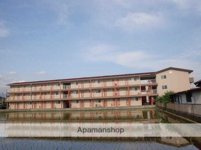 静岡県駿東郡清水町の築13年 3階建の賃貸アパート