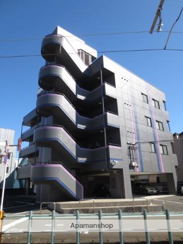 静岡県三島市、三島駅徒歩7分の築21年 4階建の賃貸マンション