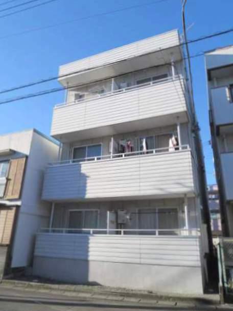 静岡県三島市、三島駅徒歩16分の築21年 3階建の賃貸マンション