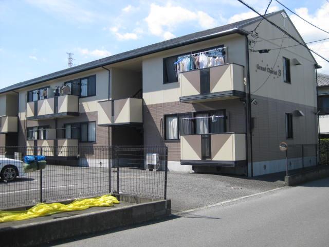 静岡県三島市、三島駅徒歩20分の築20年 2階建の賃貸アパート