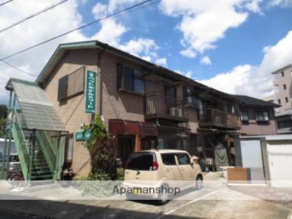 静岡県三島市、三島駅徒歩17分の築13年 2階建の賃貸アパート