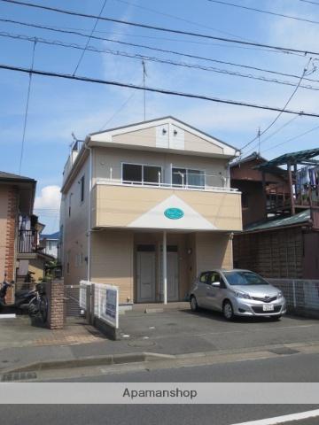 静岡県三島市、三島駅徒歩8分の築15年 2階建の賃貸アパート