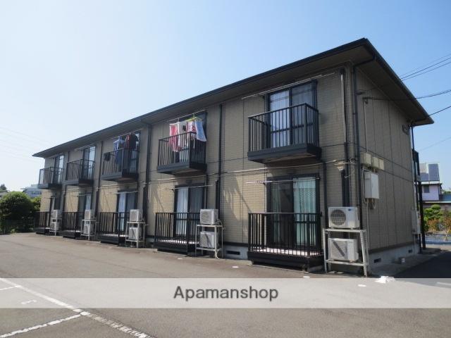 静岡県三島市、三島駅徒歩15分の築14年 2階建の賃貸アパート
