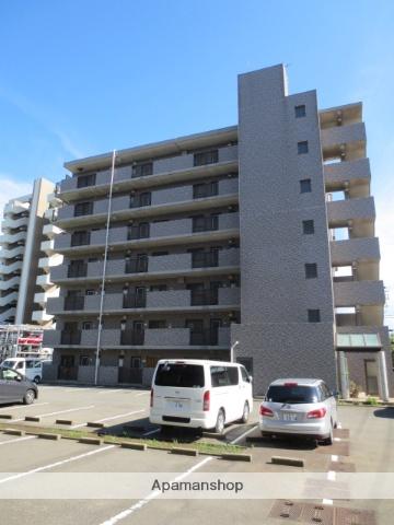 静岡県駿東郡長泉町、三島駅徒歩16分の築22年 7階建の賃貸マンション