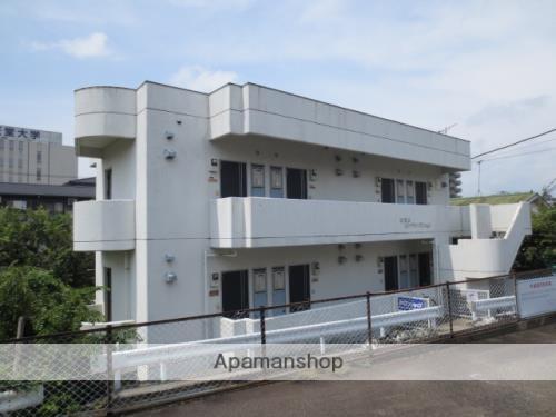 静岡県三島市、三島駅徒歩13分の築27年 3階建の賃貸マンション