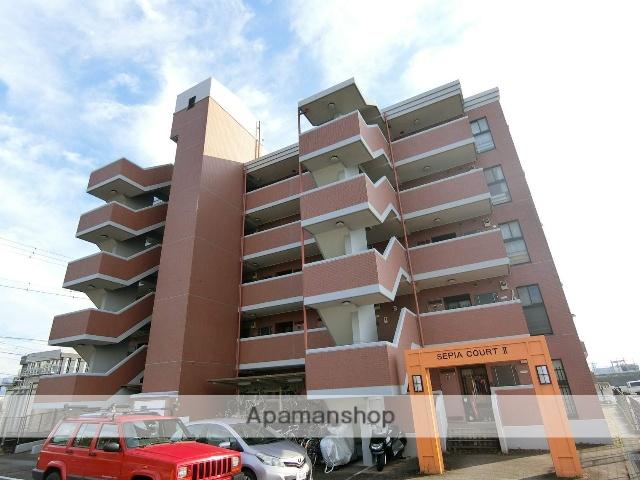 静岡県駿東郡長泉町、三島駅徒歩8分の築19年 5階建の賃貸マンション