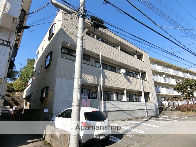 静岡県三島市、三島駅徒歩20分の築12年 3階建の賃貸マンション